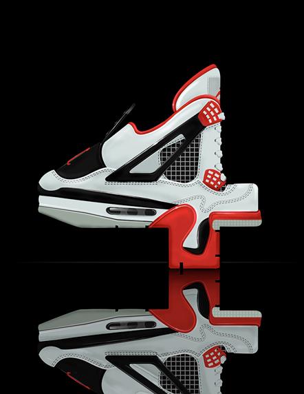 Bild Nike Jordan Font
