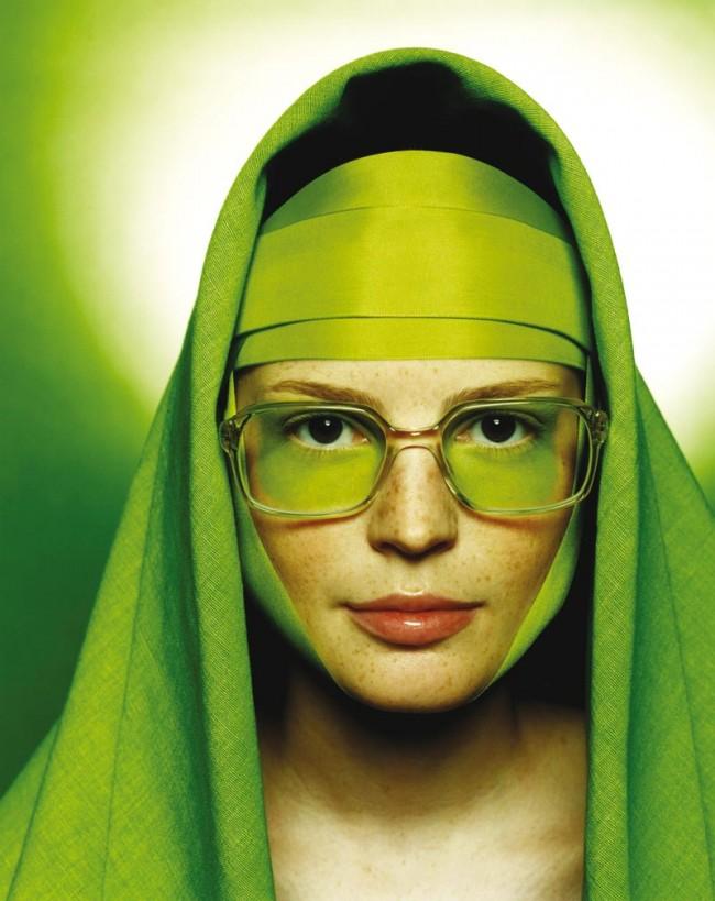 Die Nonne #2/The Nun #2, Sarah Schulze, Hamburg 1999