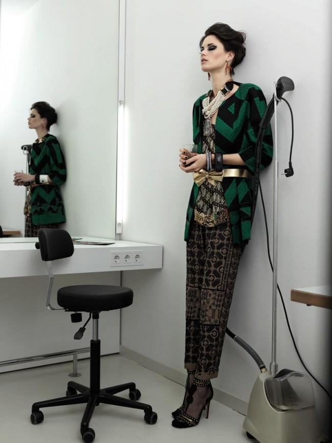 Hinter dem Spiegel #1/Behind The Mirror #1, Diana Gärtner, Berlin 2009
