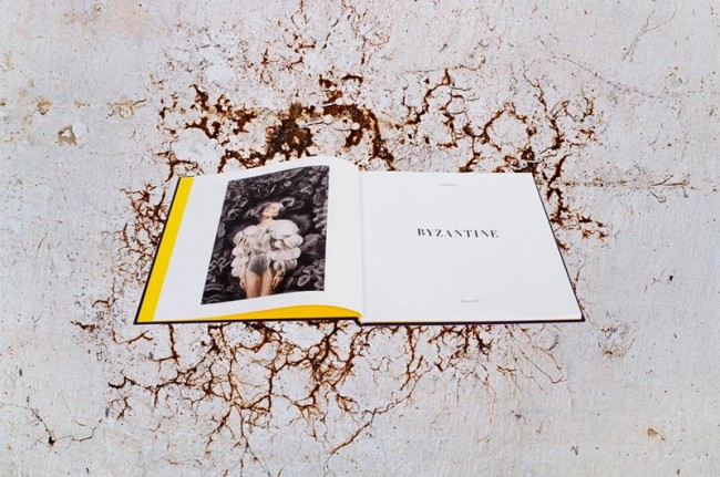 »Byzantine«, erschienen bei Éditions du LIC