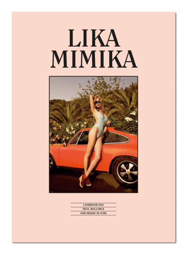 Lika Mimika, Lookbook 2013