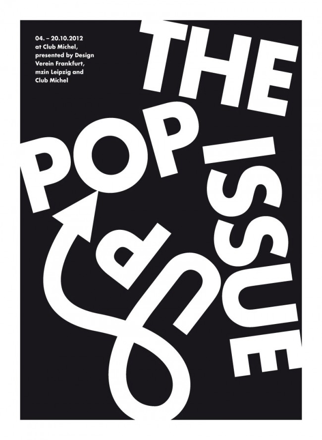 The Pop Up Issue, Design Verein Frankfurt e.V.