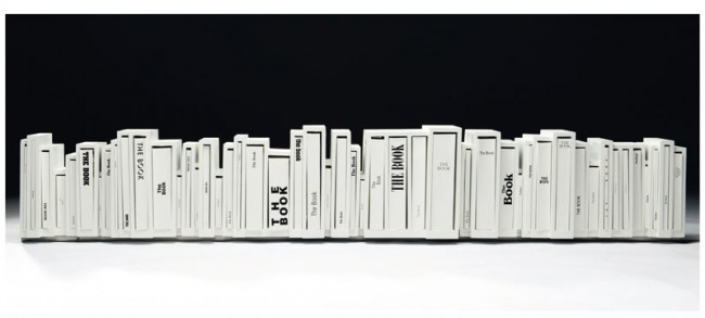 »The Book«, Isabelle Vaverka, Self-initiated, 2009