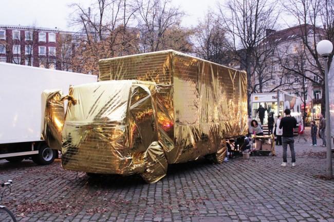 Das Orakel Spektakel, Aktion und Experiment im Rahmen des designXport Pop-up Festival 2012