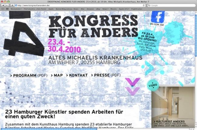 Kongress für Anders, Kulturfestival