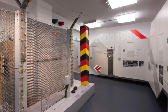 Grenzlandmuseum Eichsfeld, Dauerausstellung  Foto: Thomas Rosenthal