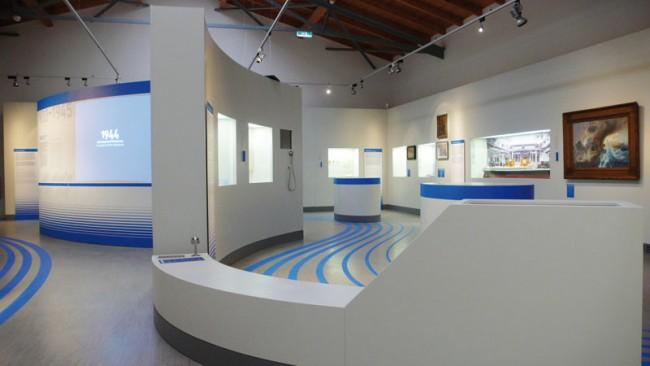 Deutsches Marinemuseum Wilhelmshaven, Dauerausstellung  Foto: Gesa von Grote