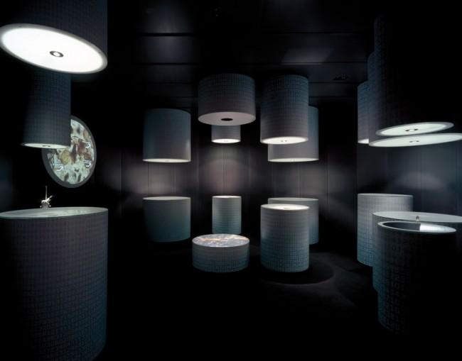 Futuristisches Forschungsszenario, Sonderausstellung »Die Schöninger Speere«  Foto: Roland Halbe