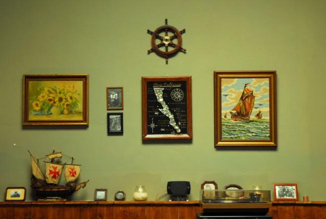 Trophäengalerie
