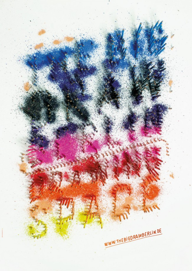 Zeichnenfestival »The Big Draw Berlin 2012«