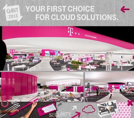Bild Telekom Cebit