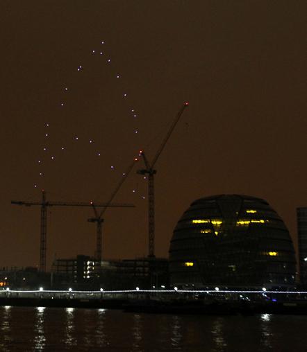 Bild Quadcopter London