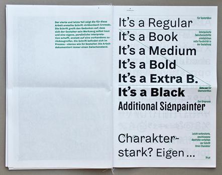 Bild Schrift & Typografie
