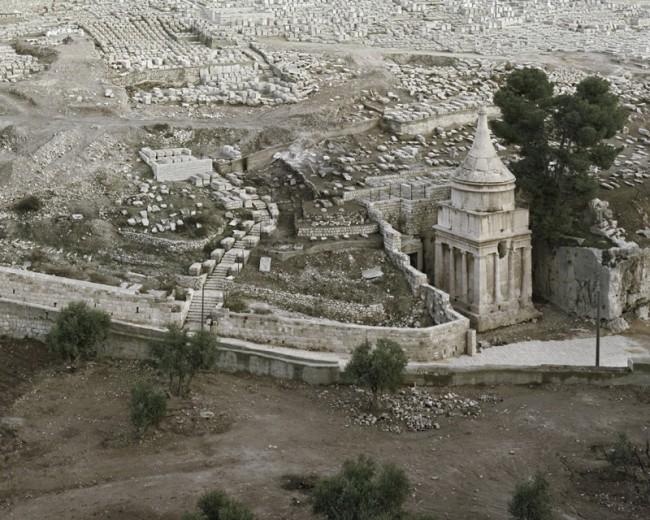 2. Preis für Nadia Pugliese, Italien: Kidron Valley in Jerusalem
