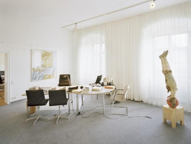Auszeichnung an Jörg Winde, Deutschland: Bürgermeisterzimmer in Deutschland