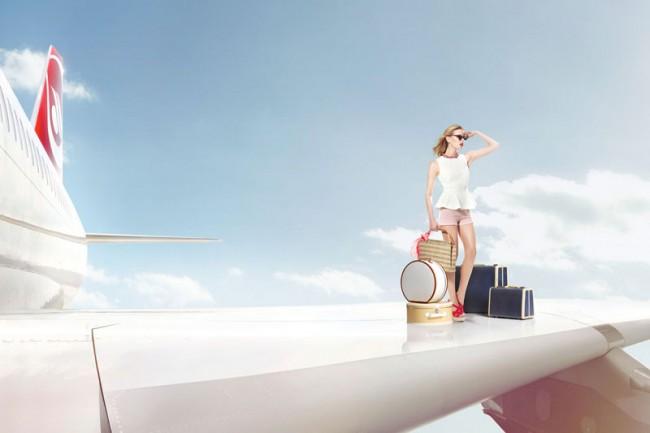 Angie Gassner & Thomas Mailer aka Apparat + Stereo und Marc Trautmann für Air Berlin