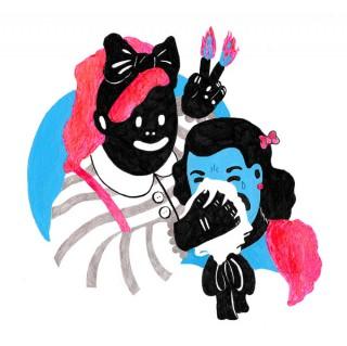 Tal Granot aus Tel Aviv ist mit 26 Jahren tatsächlich ein Young Illustrator ...