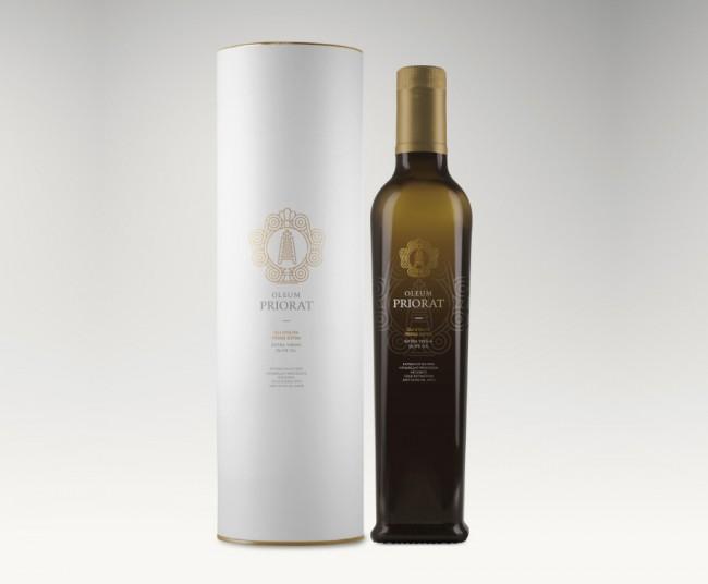 Oleum Priorat olive oils, Verpackungsdesign