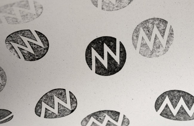 Valin and Casting, Logotype Stamp