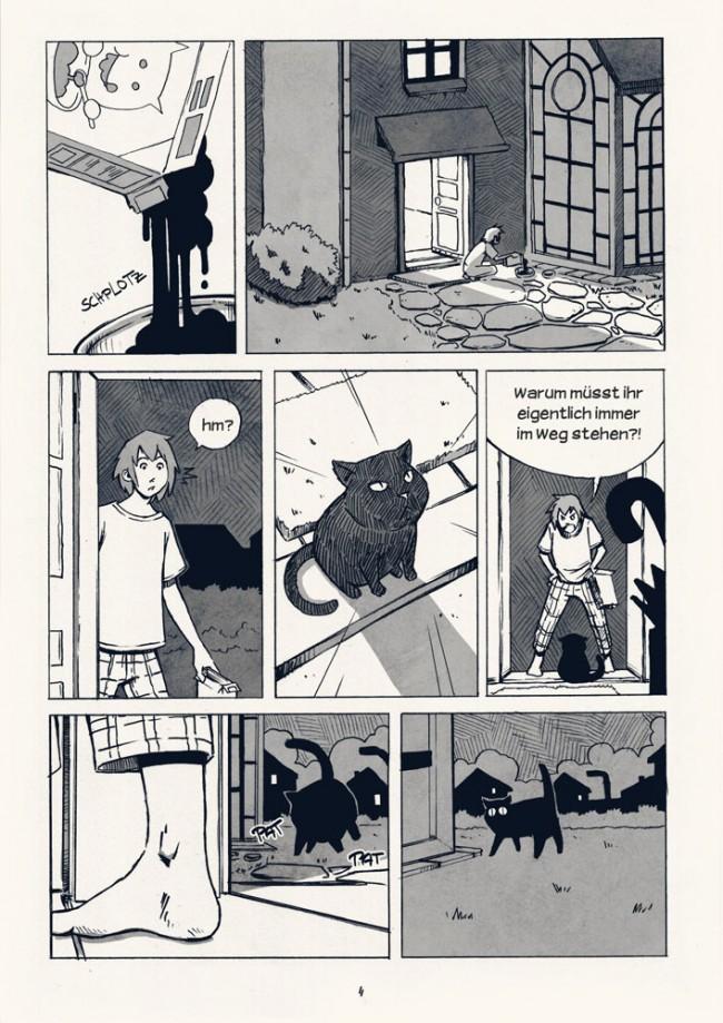 Stephan Lorse: Der Ruf der Katzen