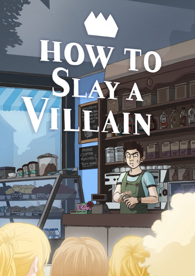 Stephan Lorse: How to Slay a Villain Cover