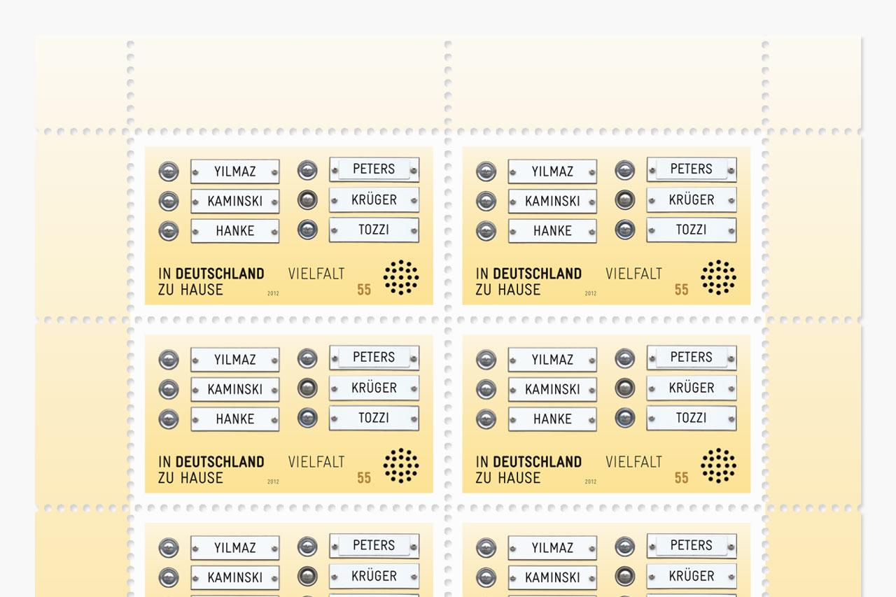 Optik_____Briefmarke_-_In_Deutschland_zu_Hause_Vielfalt_-_Ausschnitt_aus_Zehnerbogen