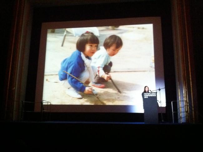 Von Hongkong in die Welt hinaus: Andrea Wan