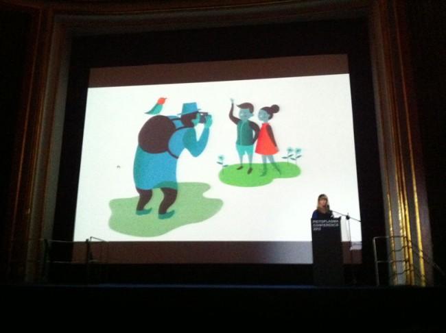 Illustration von Sue Doeksen zum Jubiläum des Amsterdamer Zoos