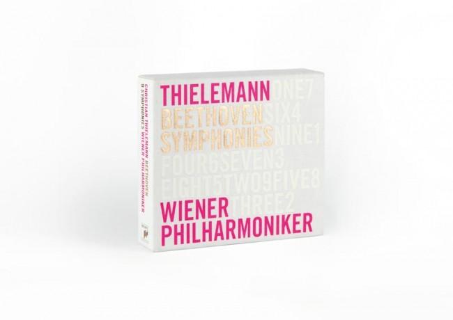 CD Box Beethoven — 9 Symphonies