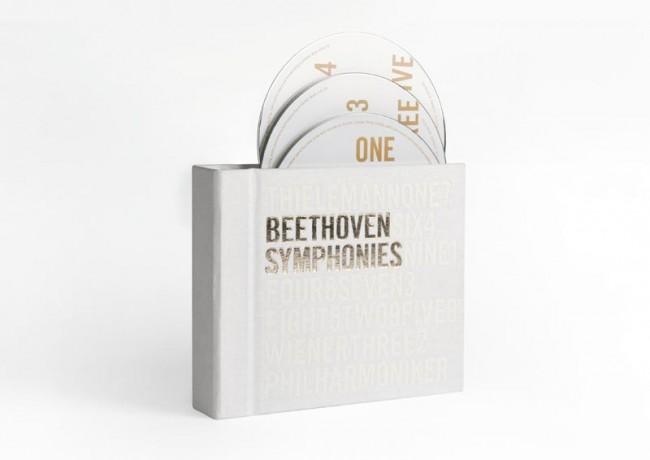 CD Box Beethoven — 9 Symphonies | Thielemann / Wiener Philharmoniker
