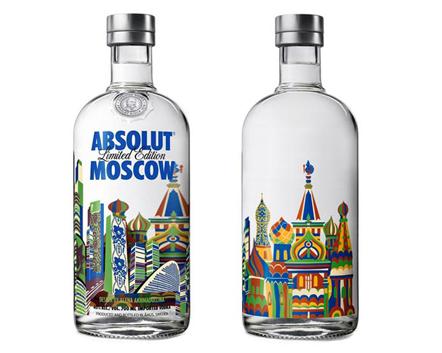 Bild Absolut Moscow
