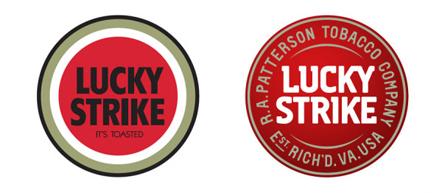 Bild Lucky Strike Logo
