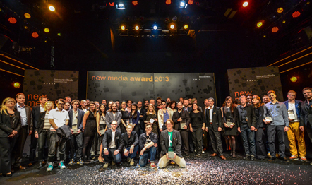 Bild New Media Award 2013