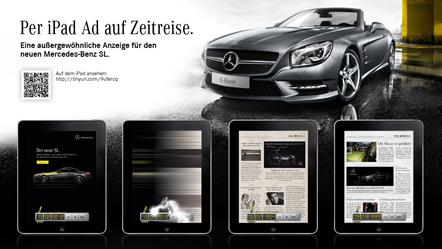 Bild Mercedes Benz Zeitreise