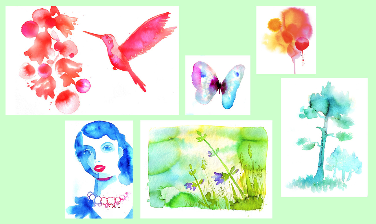 the_spring_drawings
