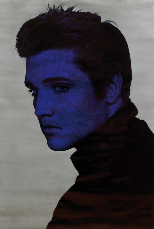 Markus Uhr: Elvis, 2009