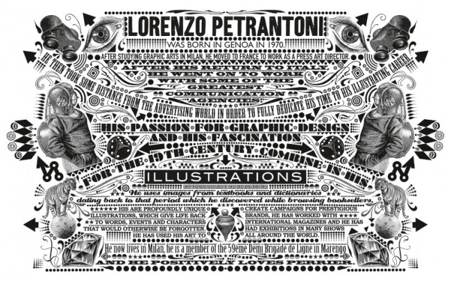 Timestory. The Illustrative Collages of Lorenzo Petrantoni, Gestalten Verlag