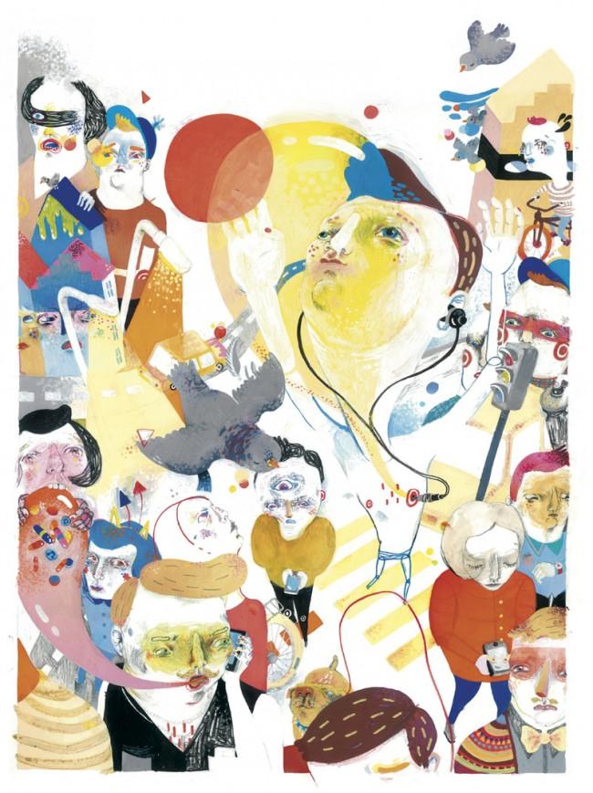 Eight Magazine, Red Bull