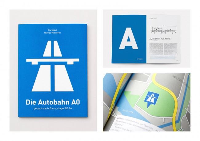 Autobahn Buch (Gudberg Verlag)