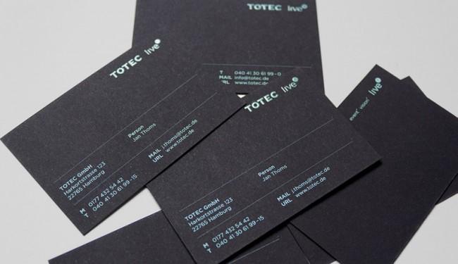 TOTEC Corporate Identity