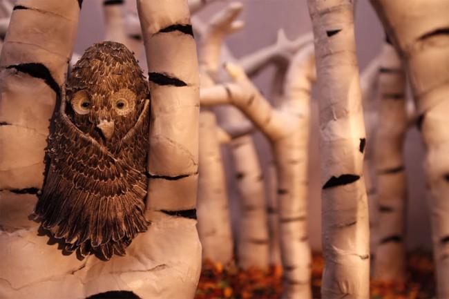 »Als der Bär vom Baum fiel«: DIE EULE