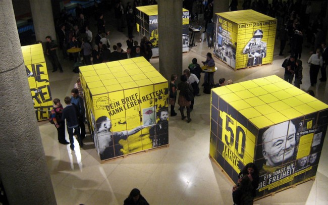 50 Jahre Amnesty International