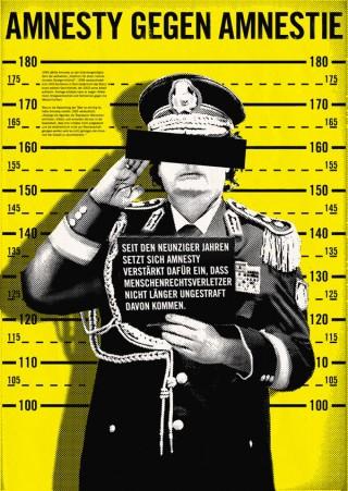Amnesty Plakat