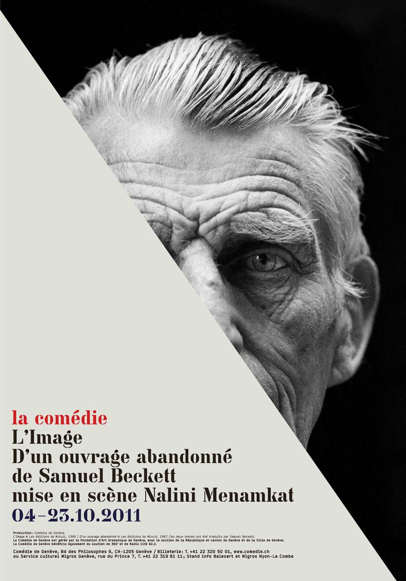 La Comédie de Genève, Théatre - Corporate Identity, 2011, Gestaltung: Flavia Cocchi