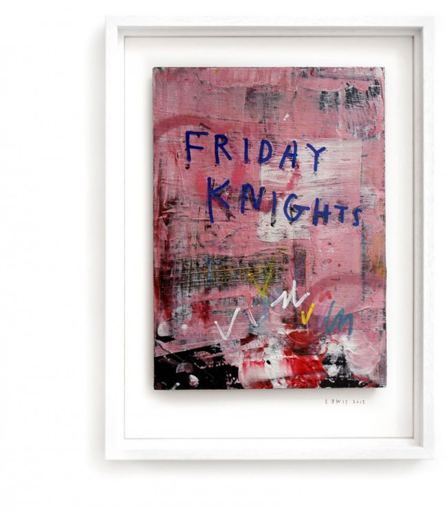 »Friday Knights«