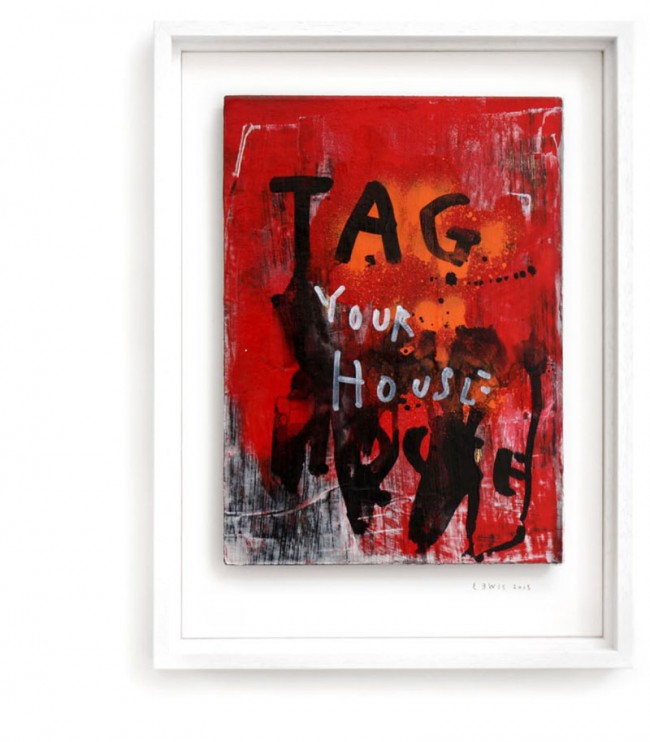 »Tag Your House«