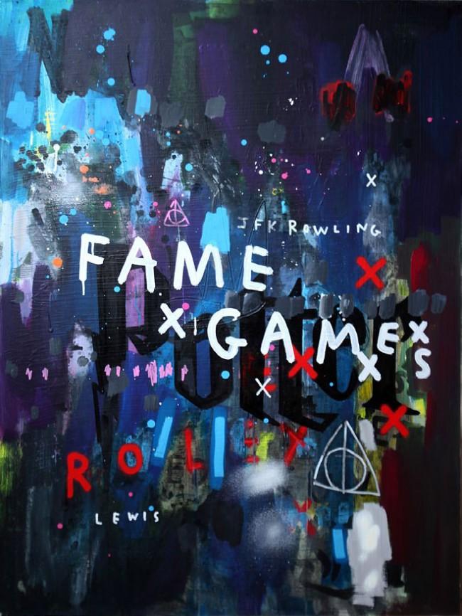 »Fame Games«
