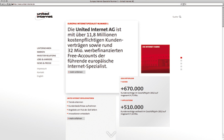 Bild United Internet