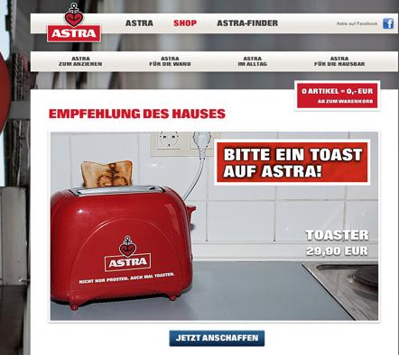Bild Astra-Shop
