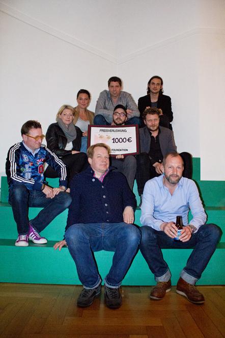 Bild Awesome Foundation Nuernberg